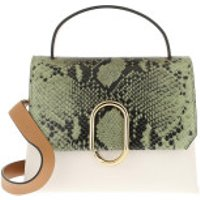 3.1 Phillip Lim Handtaschen Alix Mini Top Handle Satchel Green Multi - in bunt - Henkeltasche für Damen