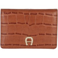 AIGNER Wallet Card Holder   Cognac - in cognac - Portemonnaie für Damen