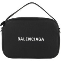 Balenciaga Crossbody Bags Everyday Camera Bag Leather Black - in schwarz - Umhängetasche für Damen