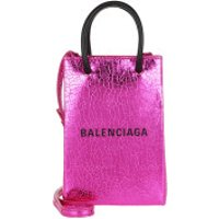 Balenciaga Crossbody Bags Shop Phone Holder Acid Fuchsia - in pink - Umhängetasche für Damen