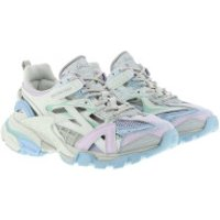 Balenciaga Turnschuhe Track.2 Trainers White Light Blue - in bunt - Sneakers für Damen