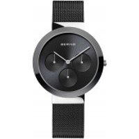 Bering  Watch Ceramic Women Black - in schwarz - Armbanduhr für Damen