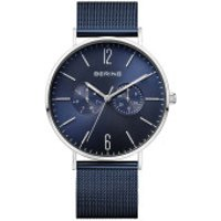 Bering  Watch Classic Men Blue - in blau - Armbanduhr für Damen