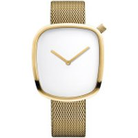 Bering  Watch Classic Uni Gold - in yellow gold - Armbanduhr für Damen