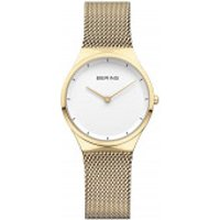 Bering  Watch Classic Women Gold - in gold - Armbanduhr für Damen