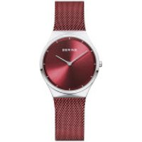 Bering  Watch Classic Women Rot - in rot - Armbanduhr für Damen