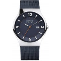 Bering  Watch Solar Men Blue - in blau - Armbanduhr für Damen
