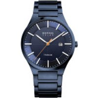Bering  Watch Titanium/ Men Blau - in blau - Armbanduhr für Damen