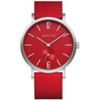 Bering  Watch True Aurora Uni Rot - in rot - Armbanduhr für Damen