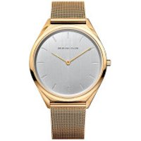 Bering  Watch Ultra Slim Uni Gold - in yellow gold - Armbanduhr für Damen