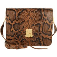 Boss Crossbody Bags Ella Shoulder Bag Medium Brown - in braun - Umhängetasche für Damen