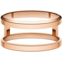Daniel Wellington  Elan Dual Ring Roségold - in rose gold - Armbanduhr für Damen