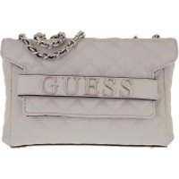 Guess Crossbody Bags Illy Convertibe Flap Crossbody Bag Grey - in grau - Umhängetasche für Damen