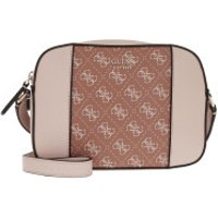 Guess Crossbody Bags Kamryn Crossbody Bag Cinnamon Multi - in rosa - Umhängetasche für Damen