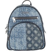 Guess Crossbody Bags New Vibe Backpack Denim - in blau - Umhängetasche für Damen