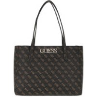 Guess Handtaschen Uptown Chic Elite Tote Bag Brown - in braun - Henkeltasche für Damen