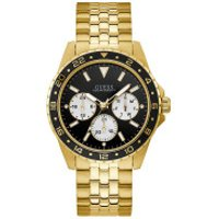 Guess  Men Quartz Watch Odyssey Gold - in gold - Armbanduhr für Damen