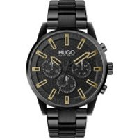 Hugo  Seek Watch Black - in schwarz - Armbanduhr für Damen
