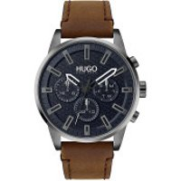 Hugo  Seek Watch Grey - in grau - Armbanduhr für Damen