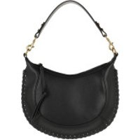 Isabel Marant Crossbody Bags Crossbody Bag Leather Black - in schwarz - Umhängetasche für Damen