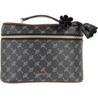 JOOP!  Cortina Flora Washbag Dark Grey - in grau - Necessaire für Damen
