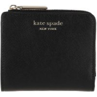 Kate Spade New York Wallet Spencer Small Bifold Wallet Black - in schwarz - Portemonnaie für Damen