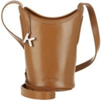 Kenzo Crossbody Bags Small Bucket Bag Dark Camel - in braun - Umhängetasche für Damen