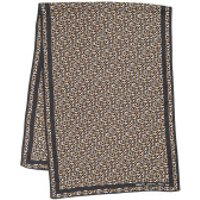 Kenzo  Monogram Scarf Dark Brown - in schwarz - Schal für Damen