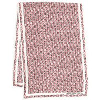 Kenzo  Monogram Scarf Off White - in weiß - Schal für Damen