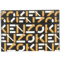 Kenzo Wallet Card case Golden Yellow - in schwarz - Portemonnaie für Damen