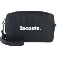 Lacoste Crossbody Bags Chantaco Animation Crossover Bag Anthracite - in schwarz - Umhängetasche für Damen