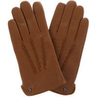 Lauren Ralph Lauren  Glove Leather Cuoio - in cognac - Handschuhe für Damen