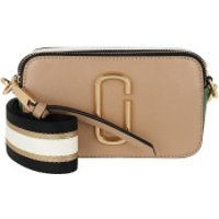 Marc Jacobs Crossbody Bags Snapshot Small Camera Bag Sandcastle/Multi - in beige - Umhängetasche für Damen