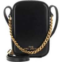 Marc Jacobs Crossbody Bags The Mini Vanity Crossbody Bag Black - in schwarz - Umhängetasche für Damen