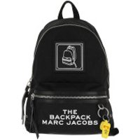 Marc Jacobs Crossbody Bags The Pictogram Backpack Black - in schwarz - Umhängetasche für Damen