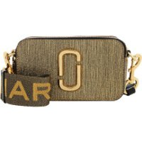 Marc Jacobs Crossbody Bags The Snapshot Glitter Crossbody Bag Gold - in gold - Umhängetasche für Damen