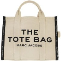 Marc Jacobs Handtaschen The Jacquard Small Traveler Tote Bag Warm Sand - in beige - Henkeltasche für Damen