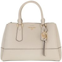 Michael Kors Handtaschen Medium Satchel Light Sand - in beige - Henkeltasche für Damen