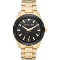 Michael Kors  Layton Watch Gold - in gold - Armbanduhr für Damen