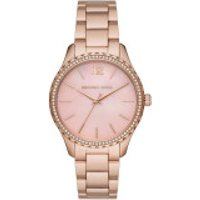 Michael Kors  Layton Watch Rosègold - in rose gold - Armbanduhr für Damen