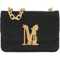 Moschino Crossbody Bags Shoulder Bag Fantasia Nero - in schwarz - Umhängetasche für Damen