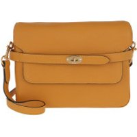 Mulberry Crossbody Bags Bayswater Shoulder Bag Deep Amber - in gelb - Umhängetasche für Damen