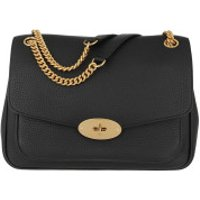 Mulberry Crossbody Bags Darley Shoulder Bag Black - in schwarz - Umhängetasche für Damen