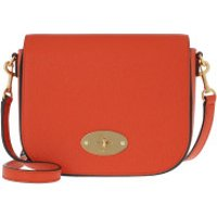 Mulberry Crossbody Bags Darley Small Crossbody Bag Leather Orange - in orange - Umhängetasche für Damen