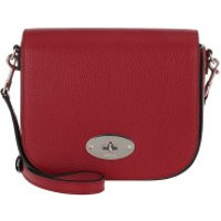 Mulberry Crossbody Bags Darley Small Crossbody Bag Leather Scarlet - in rot - Umhängetasche für Damen