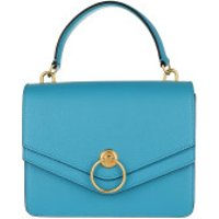 Mulberry Handtaschen Harlow Satchel Bag Leather Azure - in blau - Henkeltasche für Damen