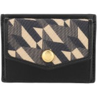 Mulberry Wallet Credit Card Holder Leather Black - in schwarz - Portemonnaie für Damen