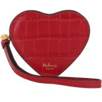Mulberry Wallet Heart Coin Wallet Scarlet Red - in rot - Portemonnaie für Damen