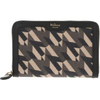 Mulberry Wallet Zip Around Wallet Leather Black - in bunt - Portemonnaie für Damen