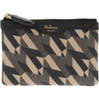 Mulberry Wallet Zip Coin Wallet Black - in beige - Portemonnaie für Damen